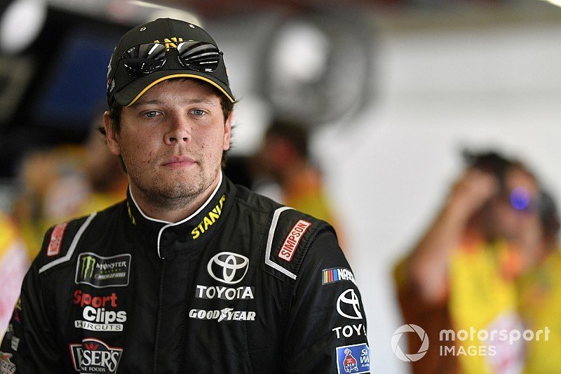 Erik Jones: 'It's a bummer' to come so close to another win