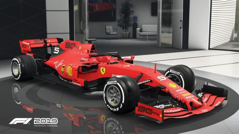 F1 2019 Patch 1.08 Now Available: Brings Updated Liveries to the Game