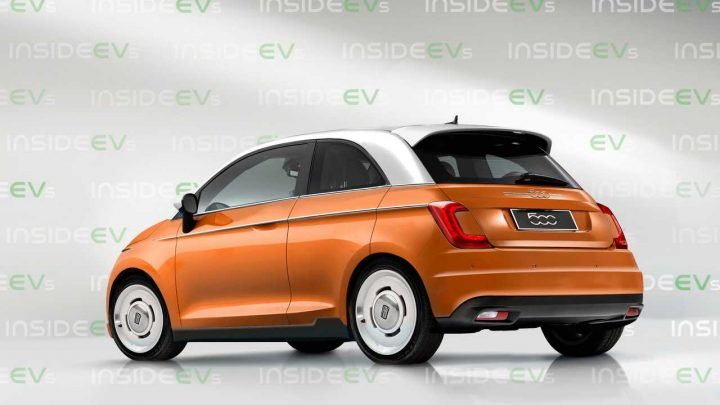 New Fiat 500 Electric To Be Followed By Several Plug-In Fiats