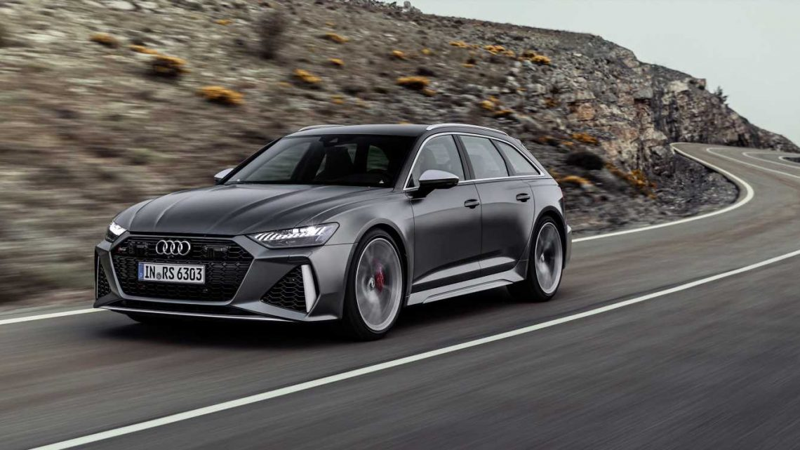 The 591-Horsepower Audi RS 6 Avant Is Coming To America