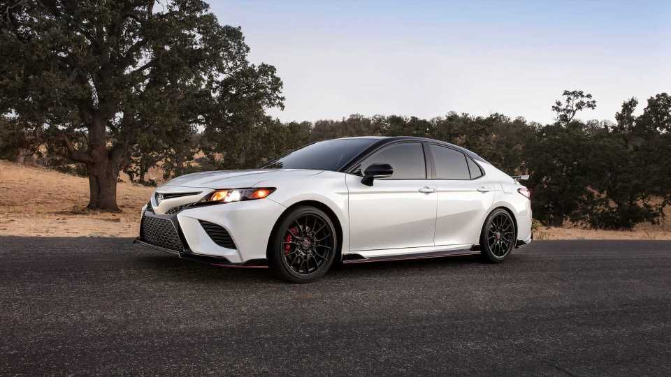 2020 Toyota Camry TRD costs $31,995