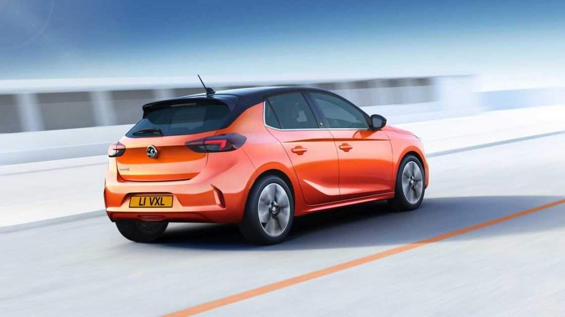 Reserving Electric Vauxhall Corsa-e Cost Only £500 In UK