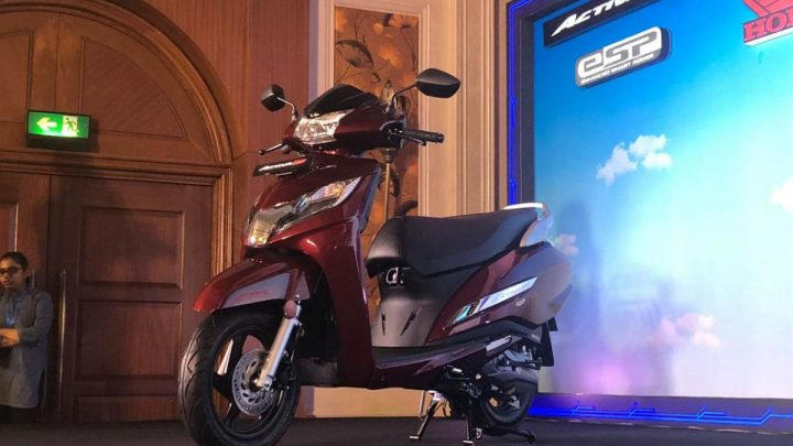 2019 Honda Activa 125 BSVI launched in India – from RM3,932, three model variants, with PGM-Fi