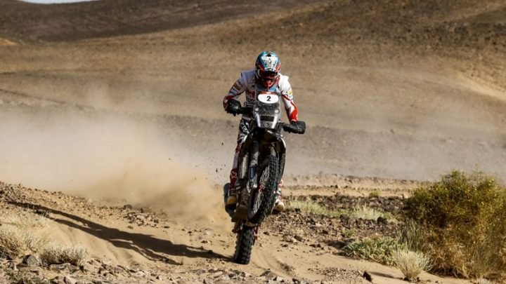 PanAfrica Rally 2019: Hero's Joaquim Rodrigues Wins Stage 2; Sherco TVS Riders Finish In Top 10