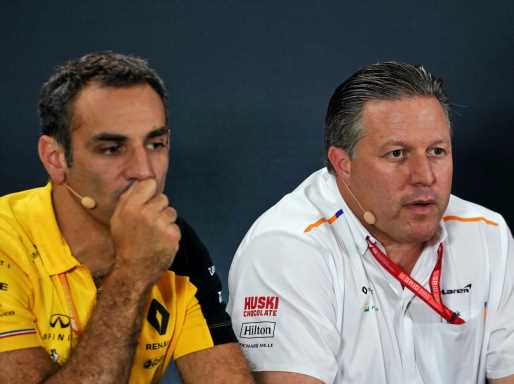 Renault and McLaren 'have different ambitions'