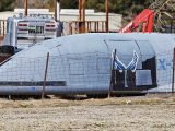 The Tragic Tale Of How NASA's X-34 Space Planes Ended Up Rotting In Someone's Backyard
