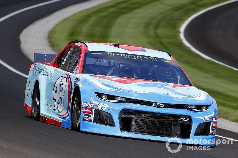 Bubba Wallace third at Indy: 'What the hell? Somebody can drive'