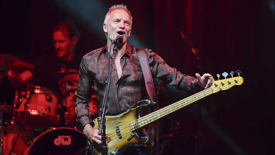 Sting Hired by Canadian Labor Union Unifor to Help Save GM Oshawa Plant