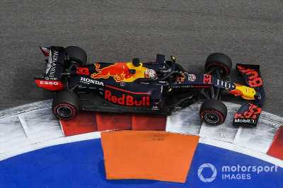 Russian GP: Verstappen outpaces Leclerc in second practice