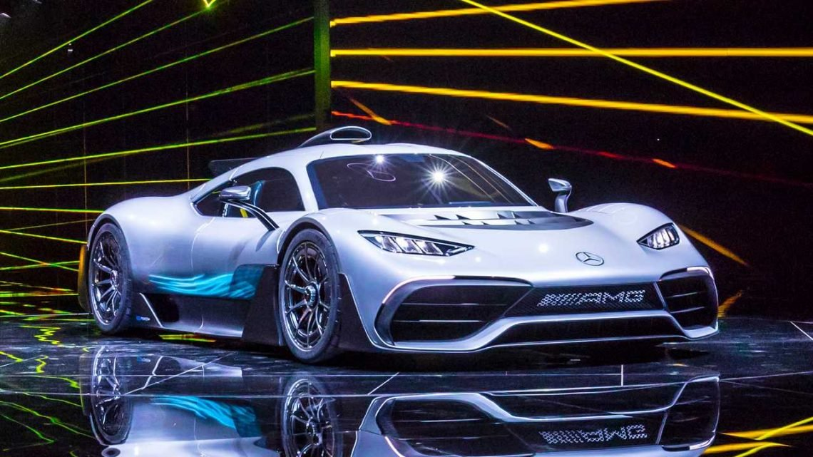 Rare Chance To Hear PHEV Mercedes-AMG One, Sounds Like An F1 Car