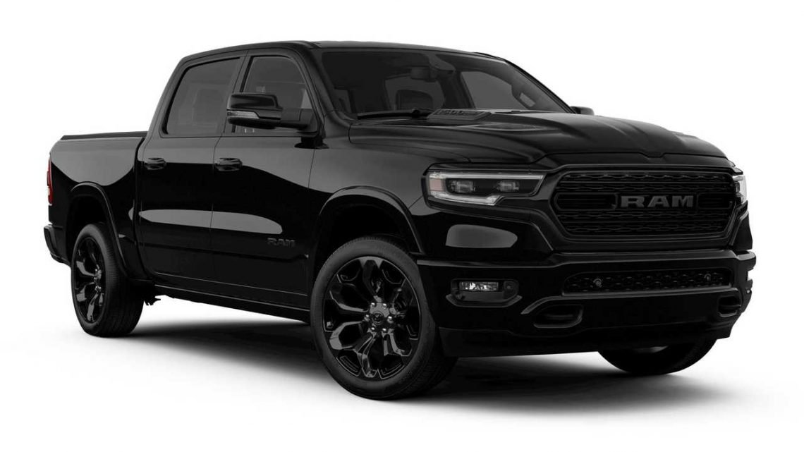 Ram Goes Dark With 1500 Black Edition, Heavy Duty Night Edition Debuts