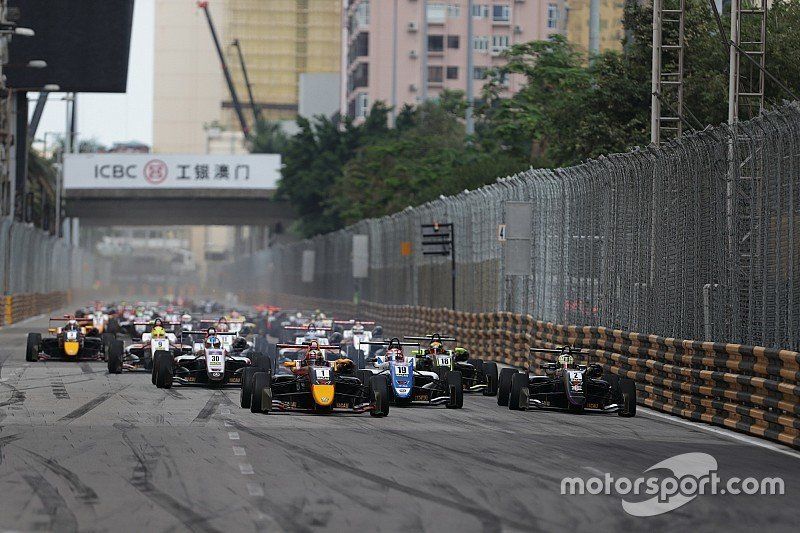 Macau reveals more track changes ahead of 2019 GP
