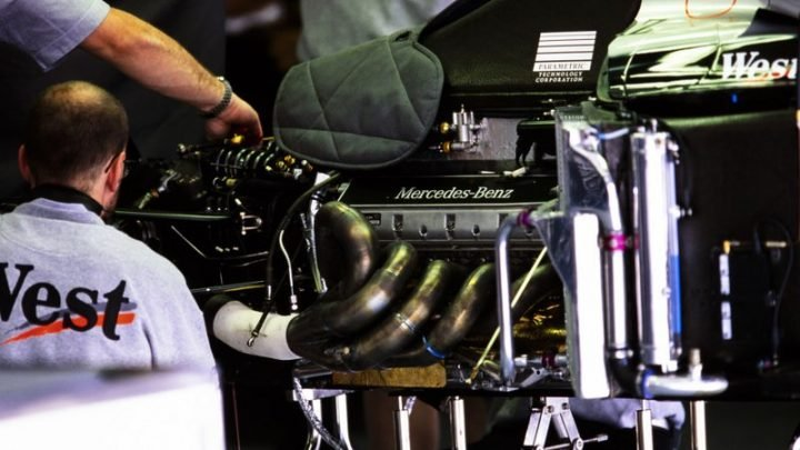 F1 considering combustion engine freeze for 2021