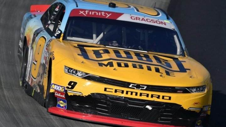 Q&A: Noah Gragson on playing PUBG and challenging the Xfinity 'Big 3' in the playoffs