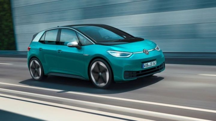 This is the UK's most wanted car – Volkswagen's latest electric machine has sales boost