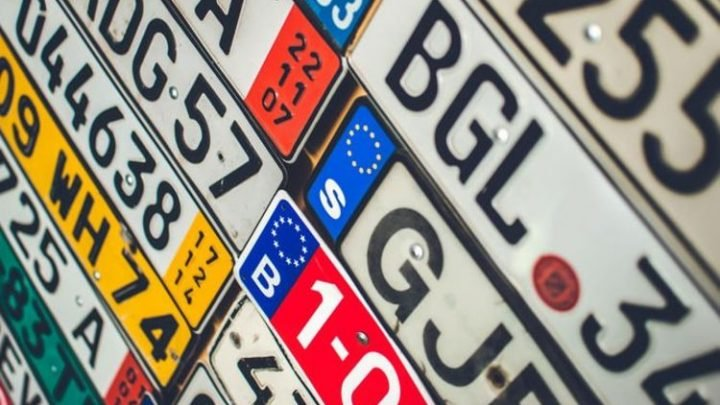 These DVLA number plates are currently selling for over £5,000 in a live online auction
