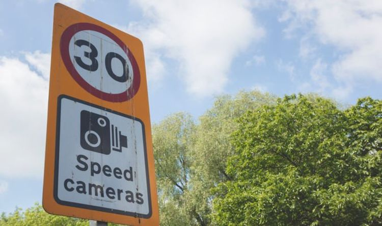 This speed camera catches people every 105 minutes – don't get caught out by the box today