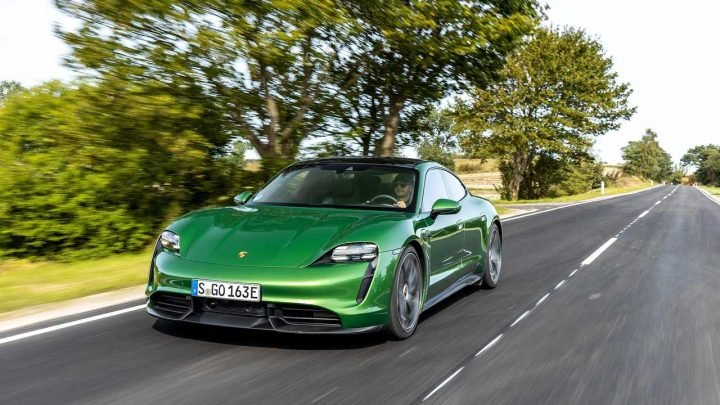 Porsche: Taycan Can Do More Fast Launches Than Driver Can Handle