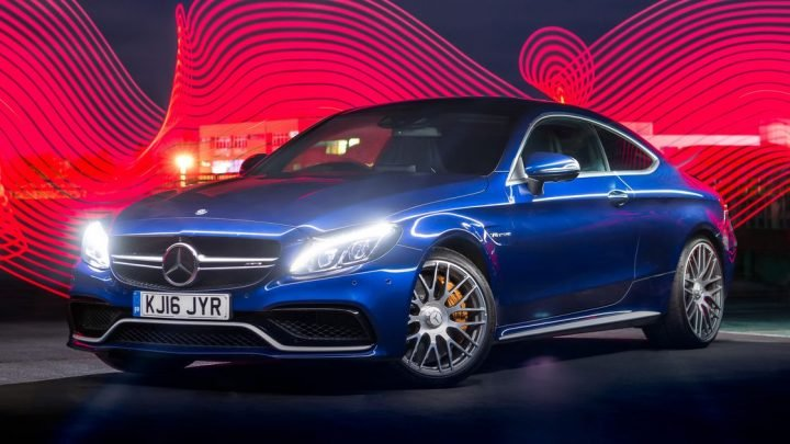 Why A Four-Cylinder Mercedes-AMG C63 Might Work After All