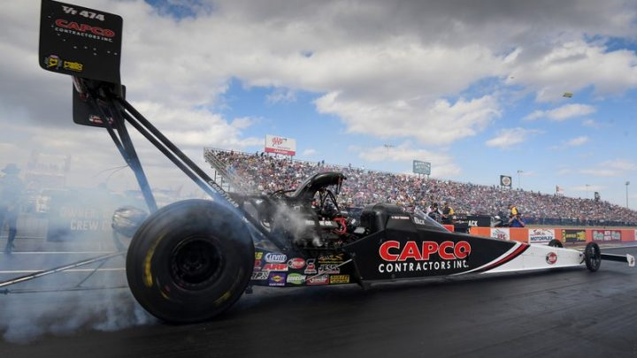 NHRA FallNationals: Sunday results, updated standings from Texas