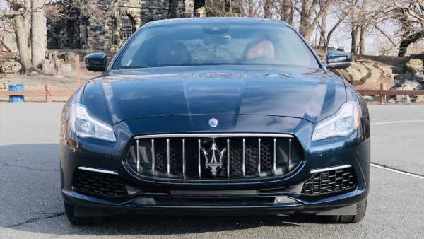 2019 Maserati Quattroporte S Q4 GranLusso Review: Old, New, Borrowed, and Blue