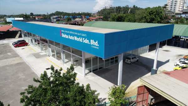 New Proton 3S outlet opens in Kota Kinabalu, Sabah