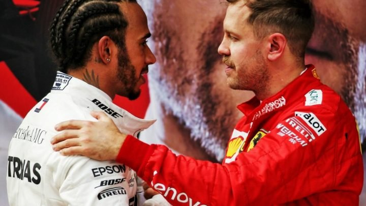 Sebastian Vettel defends Lewis Hamilton: Deserves his success