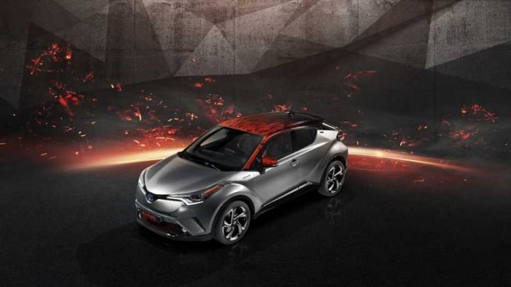 Toyota 'Considering' C-HR With AWD but Can't Make It Work As-Is