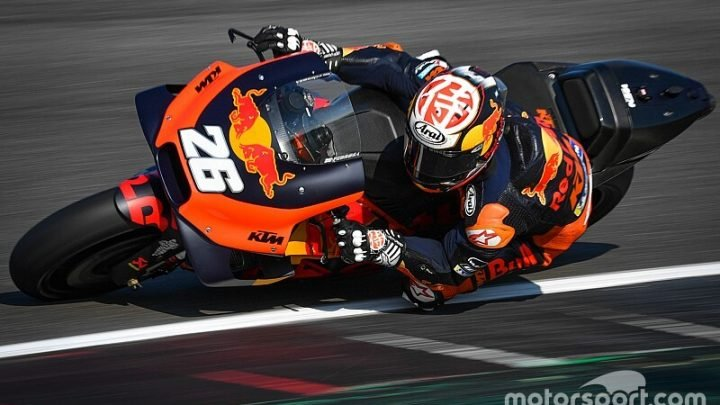 Pedrosa 'so much better' than KTM expected