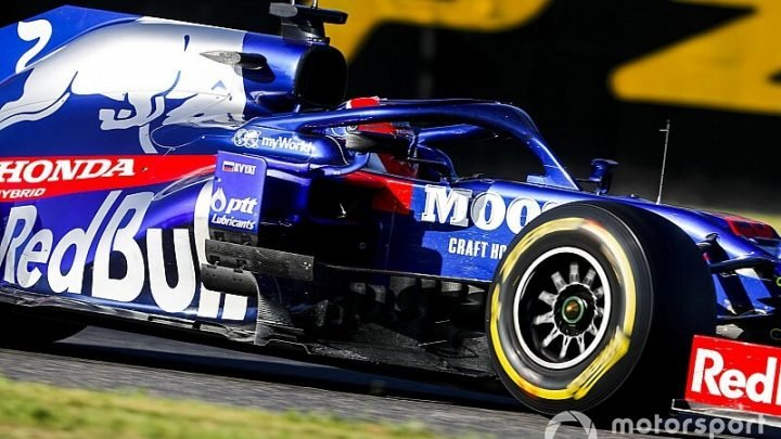 Toro Rosso gets approval for F1 team name change