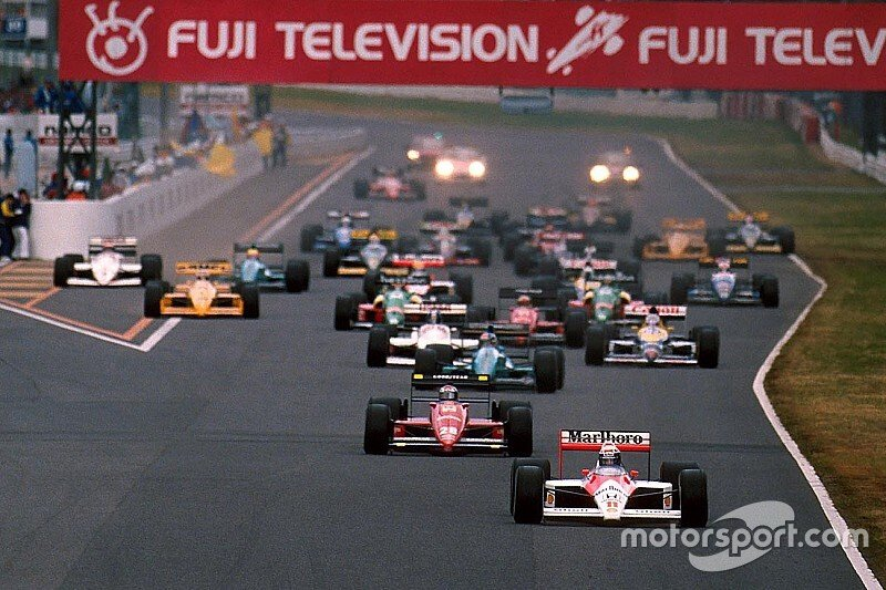 Japanese GP: All the winners since 1976