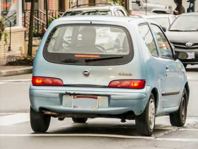 Street-Spotted: Fiat Seicento