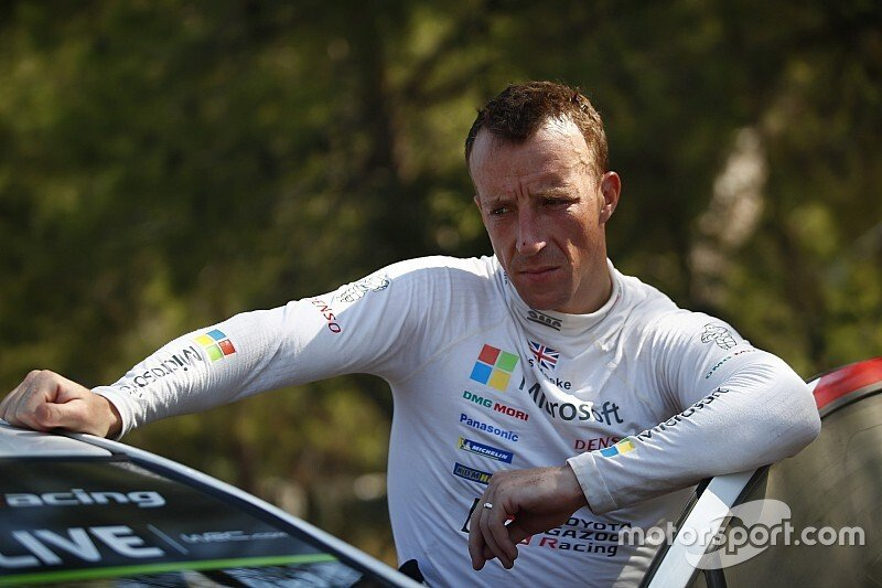 Meeke ahead of Latvala in race for 2020 Toyota seat