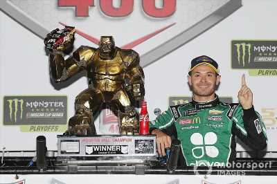 How one win has made Kyle Larson a 2019 title contender