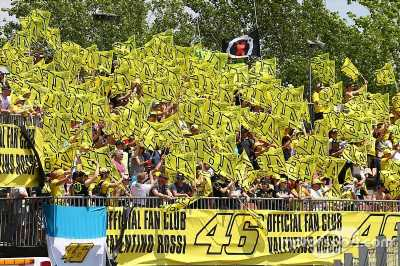 Promoted: Rossi, Marquez fan zones to debut at Phillip Island