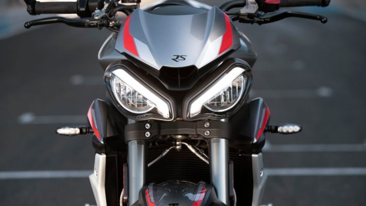 The New Triumph Street Triple RS Has GP Bike Racing Blood