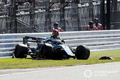 Williams in race against time to replace Kubica's chassis