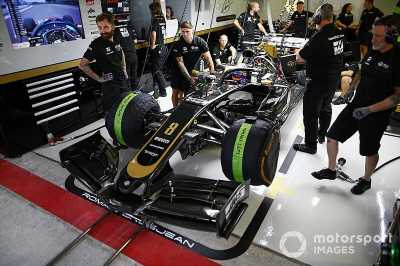 F1 calls off tyre blanket ban for 2021