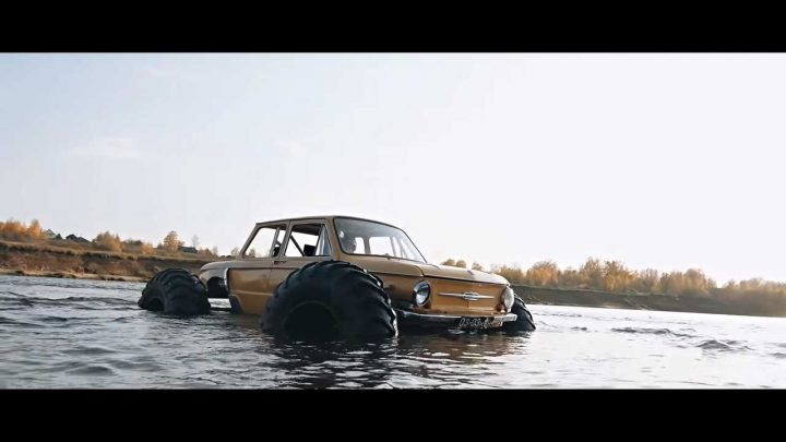 This Epic Russian 'Gymkhana' Video Deserves An Academy Award