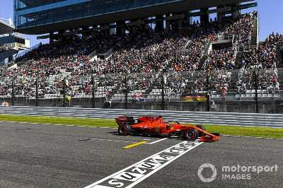 Wolff: Ferrari's qualifying pace came 'out of nowhere'