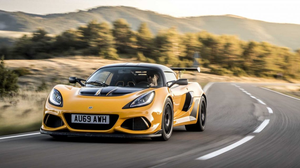 Lotus Will Get Engines From Geely In the Future