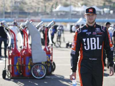 Todd Gilliland keeping 2020 options open and 'talked things out' with Kyle Busch