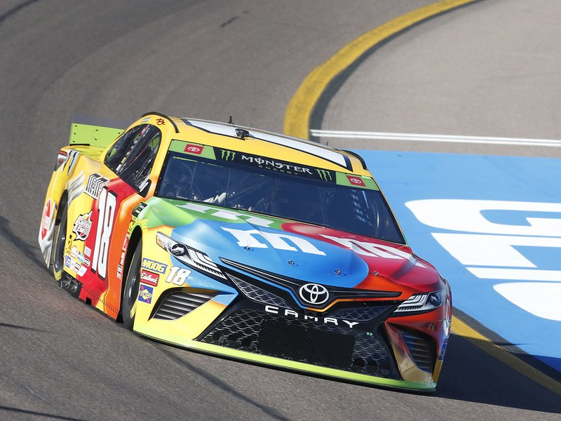 NASCAR ISM Cup qualifying results: Kyle Busch smokes Playoff field