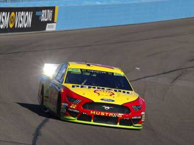 Joey Logano eliminated from NASCAR playoffs due inexplicable fall-off