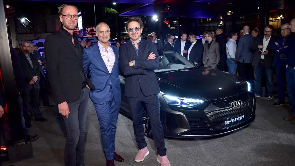 Why Avengers: Endgame Added Fake Engine Sounds to the Electric Audi E-Tron GT