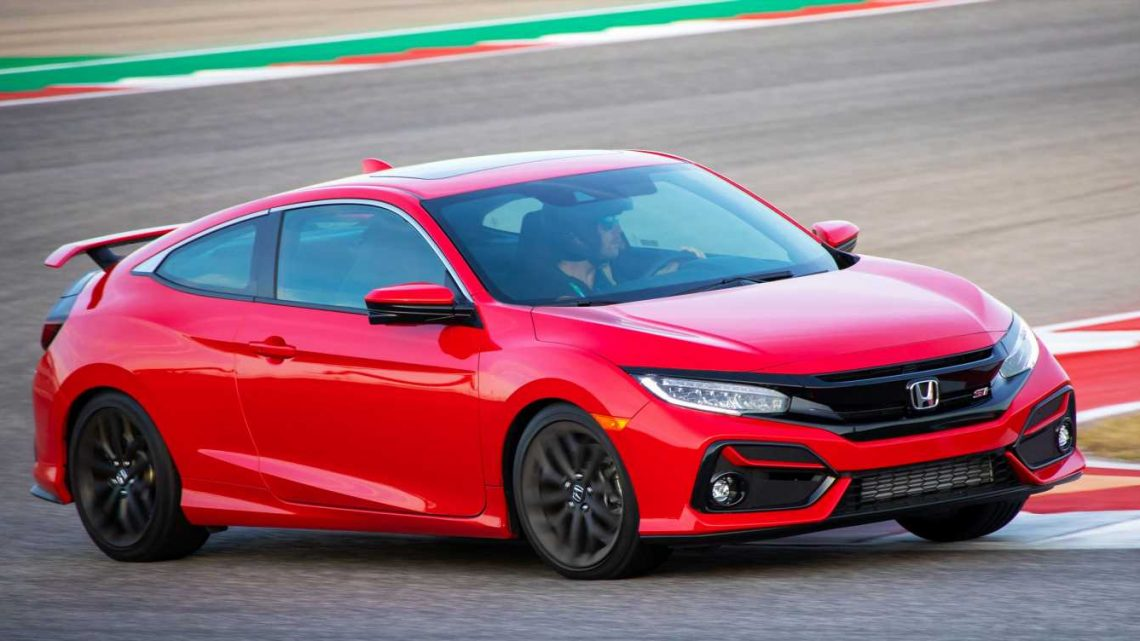 Small Improvements to the 2020 Civic Si Make a Great Car Better