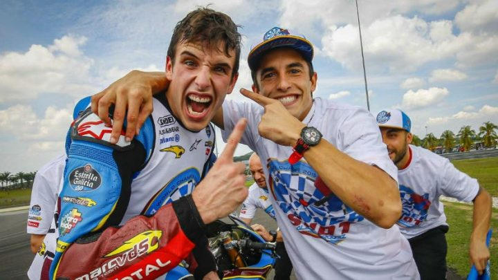 MotoGP: Alex Marquez To Join Repsol Honda Alongside Brother Marc Marquez