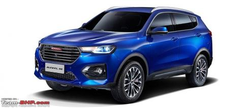 Haval Motor India – Great Wall's Indian subsidiary registered