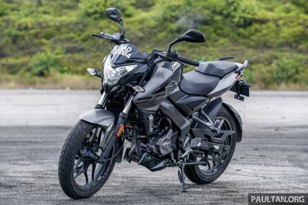 2020 Modenas Pulsar NS200 with ABS to be launched in Malaysia soon?