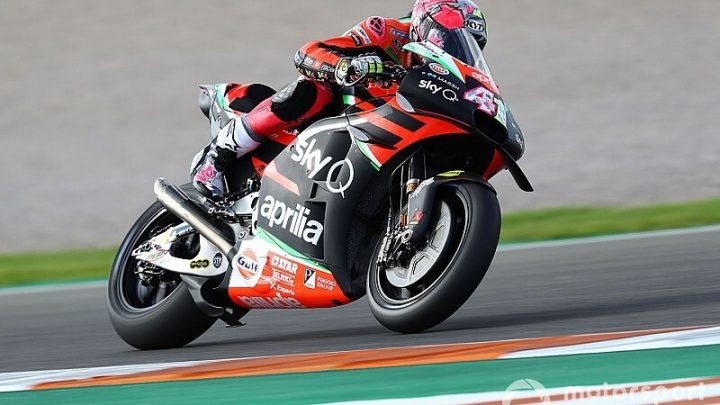 "Espargaro: No '20 Aprilia for test ""not at all"" acceptable"